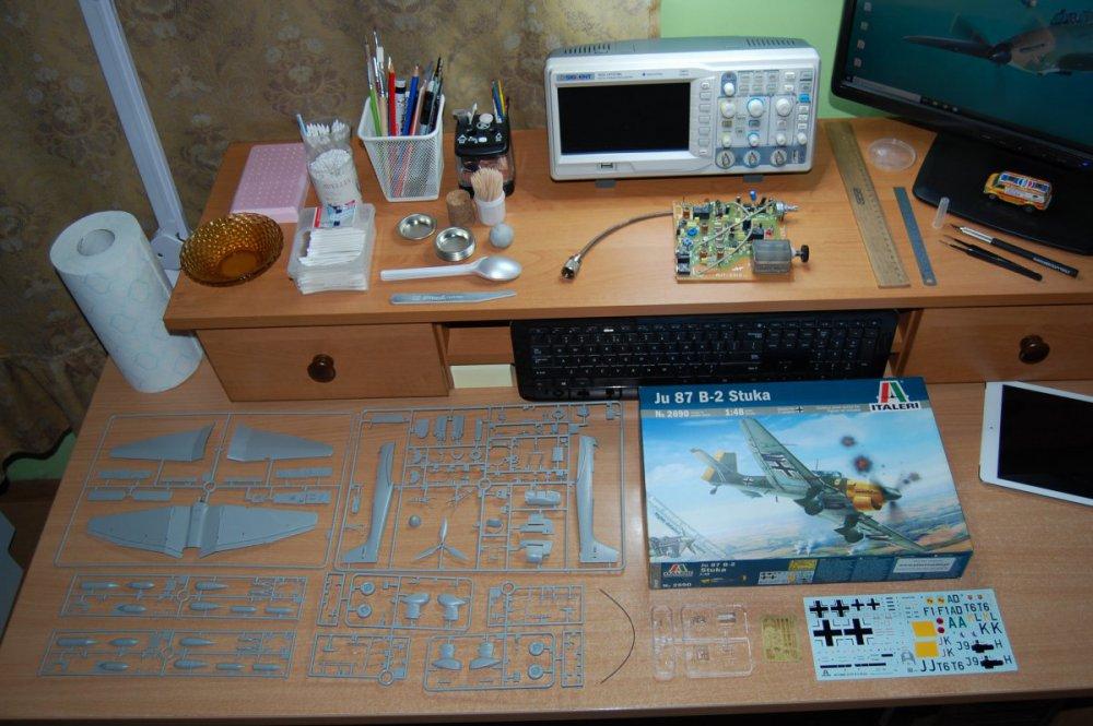 Stuka - nowy warsztat.JPG