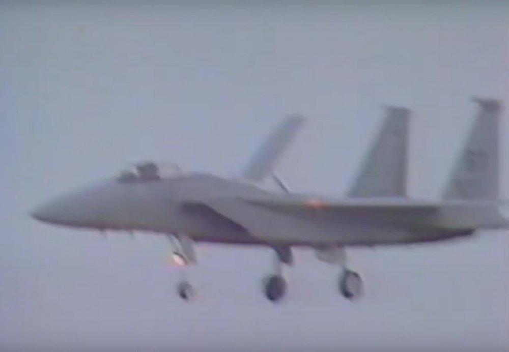 MDD F-15C.Poznań- Ławica.1991 (11).JPG