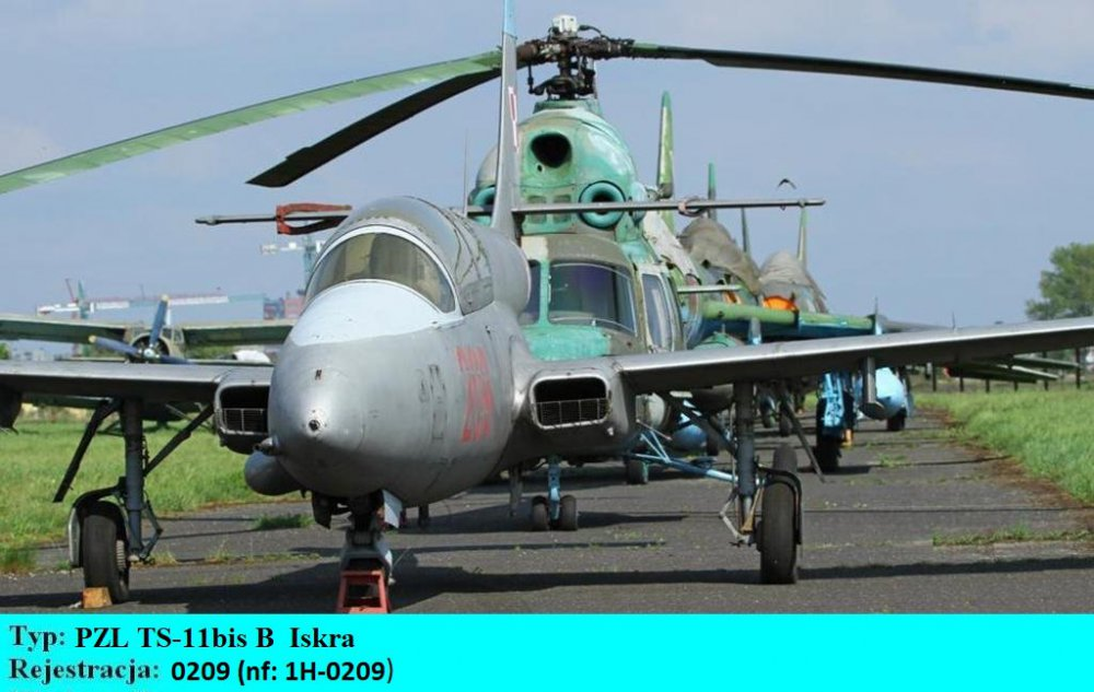 PZL TS-11 Iskra bisB.0209.Bydgoszcz-Szwederowo.2011(01).JPG