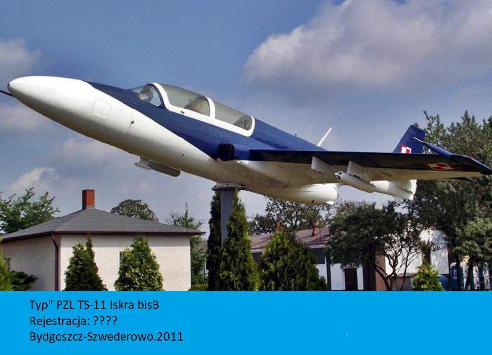 PZL TS-11 Iskra bisB.XXXX.Bydgoszcz-Szwederowo.2011(01).JPG