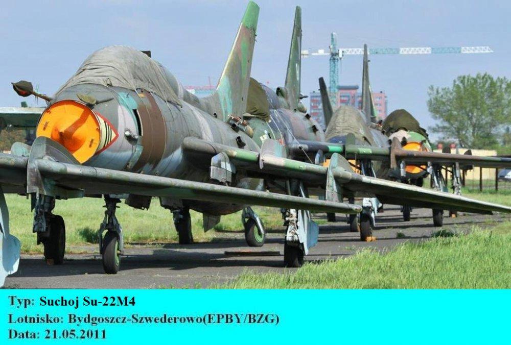 Suchoj Su-22M4.xxxx.Bydgoszcz-Szwederowo.2011(01).JPG