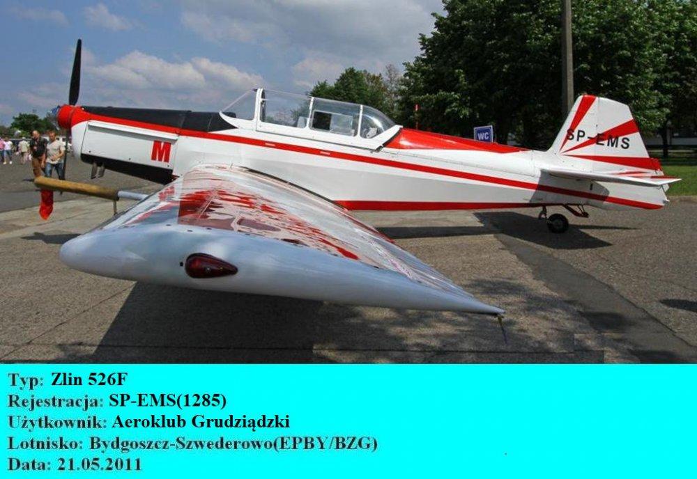 Zlin 526F.SP-EMS.Bydgoszcz-Szwederowo.2011(01).JPG