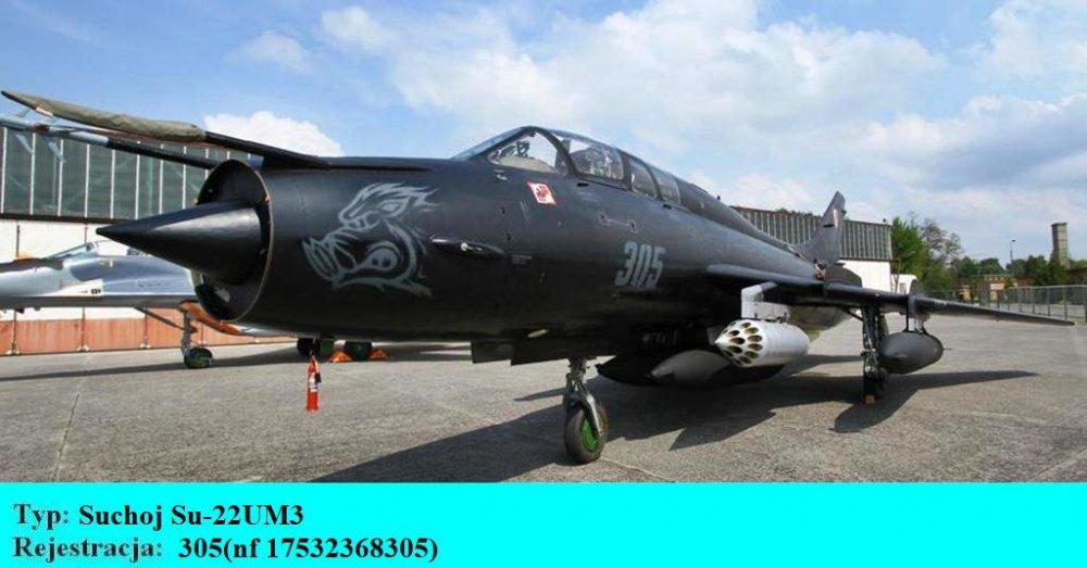Suchoj Su-22UM3K.305.Bydgoszcz-Szwederowo.2011(01).JPG