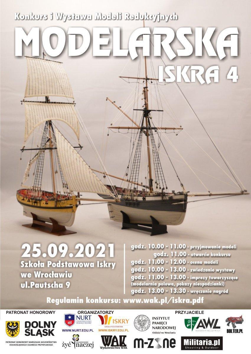 Modelarska Iskra 4 - Wrocław 25.09.2021